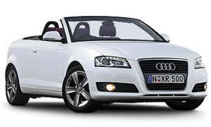 Auti A3 TSI rent a car