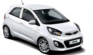 Kia Picanto rent a car