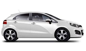 KIA RIO 1.2 rent a car