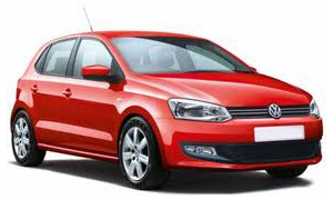 Vw Polo 1.2 TSI rent a car