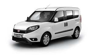 Fiat Doplo rent a car