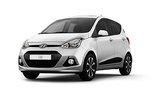 Hyunday I10 Automatic rent a car