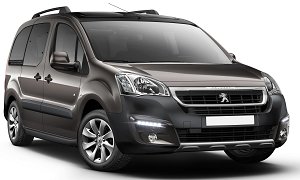 Peugeot Rifter rent a car